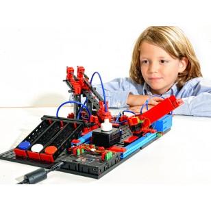 Robotika i Elektropneumatika - Fischertechnik
