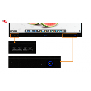 Interaktivni LED displej IQTouch C PRO
