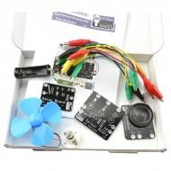 Monk Makes - Elektronski osnovni komplet za Micro:bit ploču