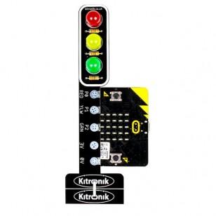 STOP:bit semafor za Micro:bit pločicu