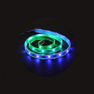 Makeblock LED RGB Strip - Addressable, Sealed 0.5m