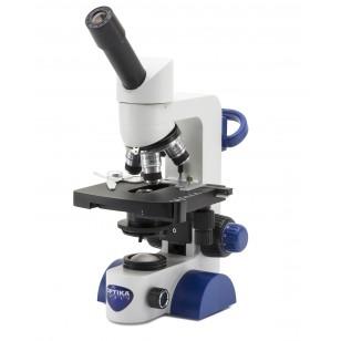 B-65 mikroskop monokularan 1000x