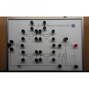 Maketa za izvođenje laboratorijskih vežbi iz oblasti električnih struja