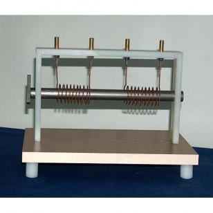 Uređaj za demonstraciju elektromagnetne indukcije