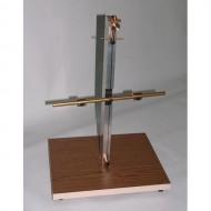 Uređaj za određivanje momenta inercije pomoću torzionog klatna