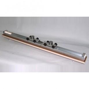 Kolica metalna sa oprugom i pomoćnim priborom
