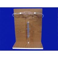 Uređaj za proveravanje Bernulijeve jednačine sa dubinometrom