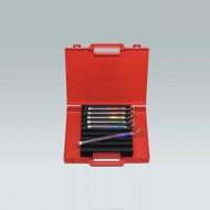 Komplet preciznih dinamometara u koferu (9 komada)