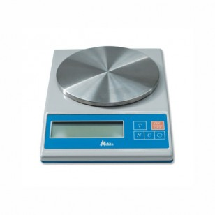 Multifunkcionalna digitalna vaga kružne ploče - 300g/0,1g