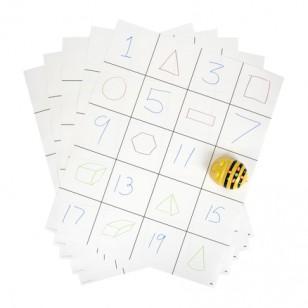 Podloga za Bee-Botove - Matematika