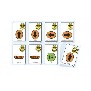Bee-Bot kartice - A5
